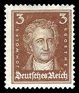 DR 1926 385 Johann Wolfgang von Goethe