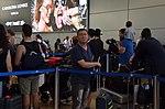 DSC 0017 Ben Gurion International Airport - baggage checkin area august 2017.jpg