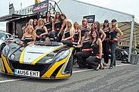 DTM Brands Hatch Koni Girls - Lotus on Track Elise Trophy.jpg
