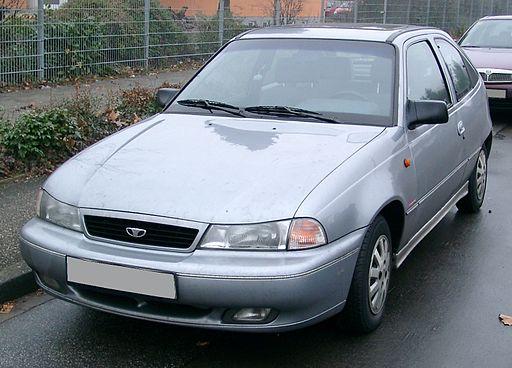 Daewoo Nexia front 20071228