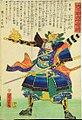 Dai Nihon Rokujūyoshō, Buzen Muroda Nagamasa by Yoshitora.jpg