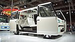 Daihatsu DN U-SPACE right front view at 10th Osaka Motor Show December 10, 2017 02.jpg