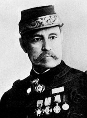 Cajemé - President Porfirio Diaz - c. 1887