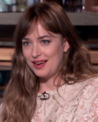 Dakota Johnson - Johnson in 2018