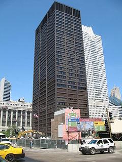Richard J. Daley Center Civic center of Chicago, Illinois, US
