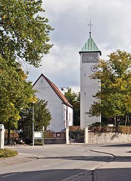 Dalheim (Rheinhessen), Evangelische Pfarrkirche