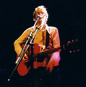 Shortlist Music Prize - 2003 winner Damien Rice
