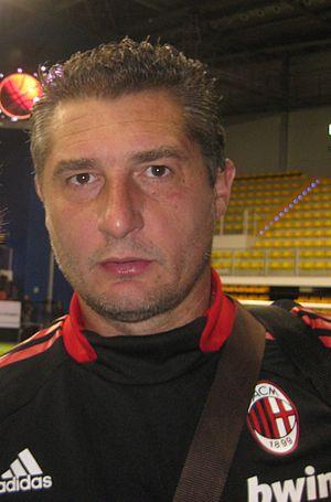 Daniele Massaro - Massaro in 2010