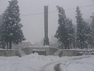 Danilovgrad Town in Montenegro