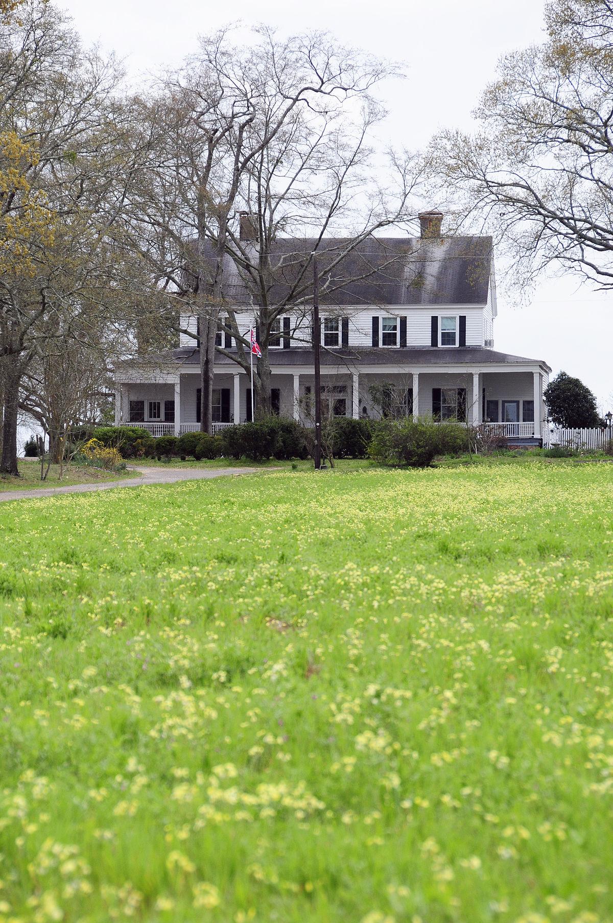 Darby Plantation Edgefield South Carolina Wikipedia