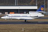 Dassault Falcon 900B Belgium - Air Force CD-01, LUX Luxembourg (Findel), Luxembourg PP1325228999.jpg