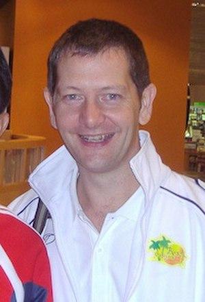 Dave Roberts (sports broadcaster) - Image: Daverobertswiki