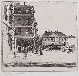 Etching revival Art movement between 1850s and c. 1930