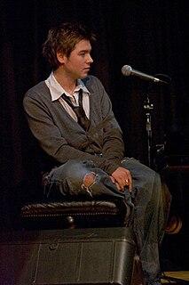 David Sneddon British singer-songwriter