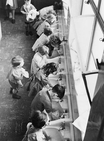 File:Day Nursery in Tottenham, London, England, 1940 D464.jpg