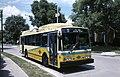 Dayton ETI 14TrE trolleybus 9601 at Stroop in 1996.jpg