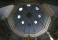 De Gamles Bys Kirke Copenhagen interior dome.jpg