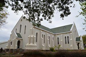 De Rust - De Rust Dutch Reformed Church