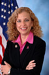 Debbie Wasserman Schultz, official portrait, 112th Congress.jpg