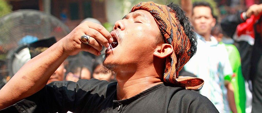 Debus, The Ancient Martial Art and Culture of Banten
