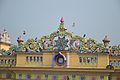 Decorative Parapet - Northern Building - Sheetalnath Temple and Garden Complex - Kolkata 2014-02-23 9508.JPG