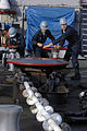 Defense.gov News Photo 100624-N-6477M-256 - U.S. Navy Petty Officer 3rd Class Ryan McLaughlin left Seaman Garrett Mann and Seaman Michael Bell right control the anchor windlass while.jpg