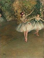 Degas - Two Dancers on a Stage.jpg