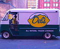 Del's All Natural Frozen Lemonade truck, 2013-10-04.jpg