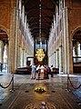 Delft Nieuwe Kerk Innen Langhaus West 1.jpg
