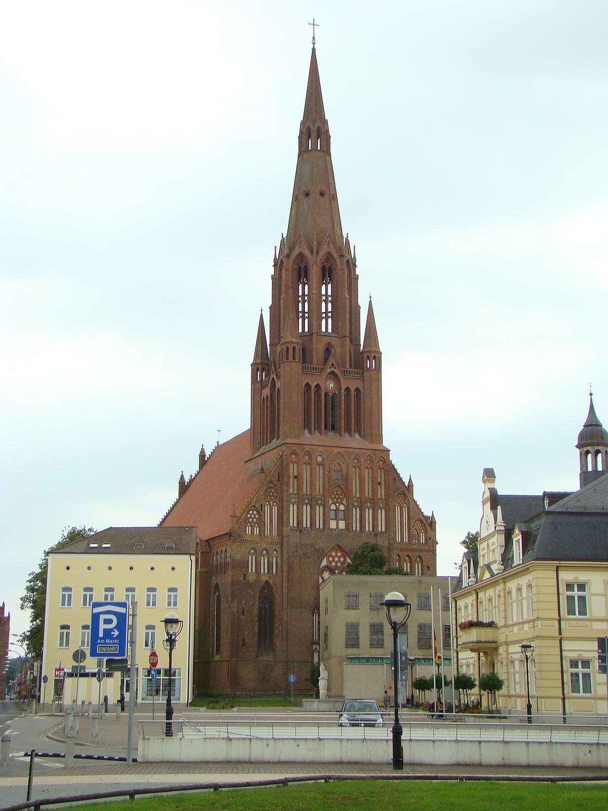 Kirche Demmin