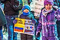 Demonstrations and protests in Venezuela in 2019 in Quebec city, Canada 08.jpg