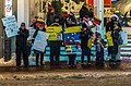 Demonstrations and protests in Venezuela in 2019 in Quebec city, Canada 15.jpg