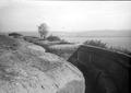 Der Schützengraben mit Blick auf den See - CH-BAR - 3241788.tif