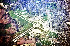 Des Moines International AirportPort lotniczy Des Moines