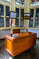 Desk, Exile House of Sukarno, Bengkulu 2015-04-19.jpg