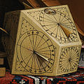 Detail - Polyhedral Sundial - from The Ambassadors - Holbein.jpg