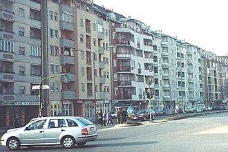 Detelinara - Detelinara, Rumenačka Street