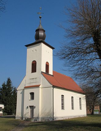 Linthe - Church in Deutsch Bork