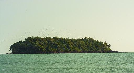 Kannur- Dharmadam Island (Green Island)