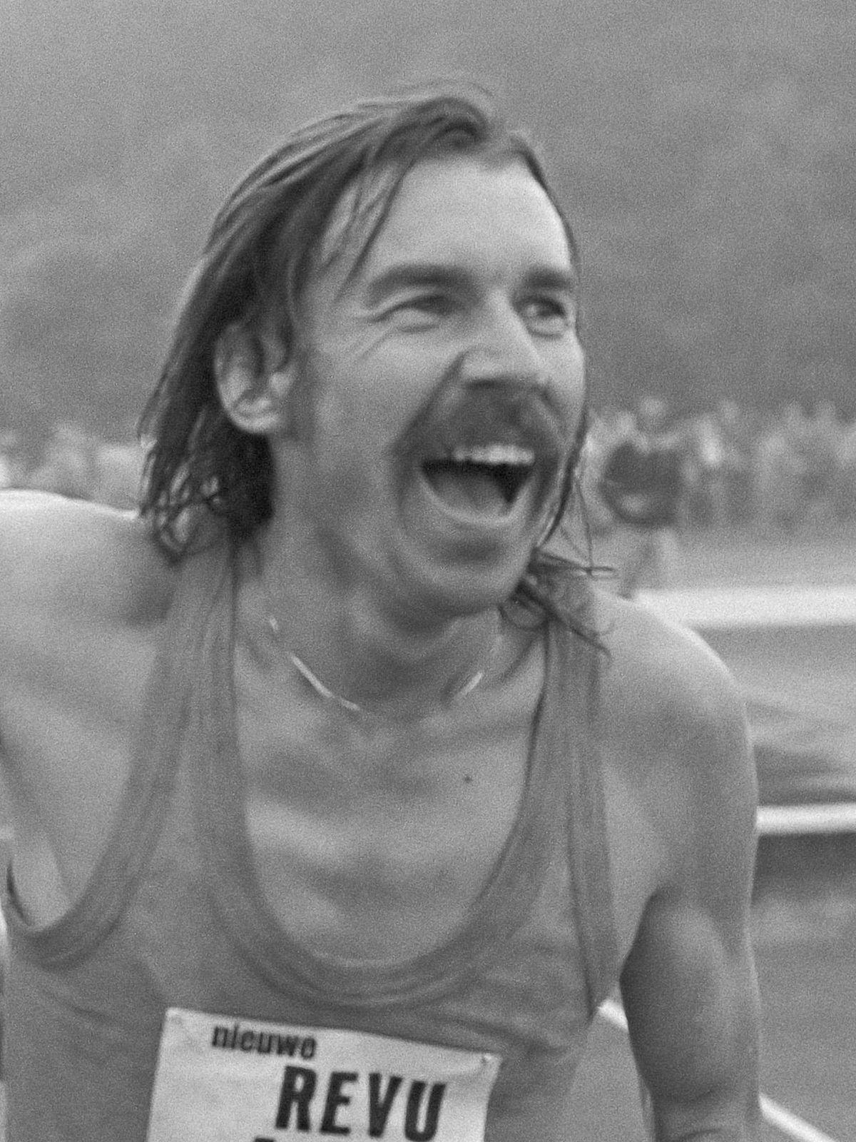 IMG DICK QUAX, Theodorus Jacobus Leonardus, New Zealand Runner