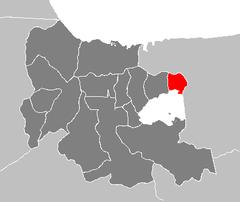 Ubicación de Municipio Diego Ibarra
