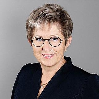 Dietlind Tiemann German politician