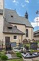 Diex Wehrkirchhof Pfarrkirche hl. Martin Chor Außenansicht 26052017 8719.jpg