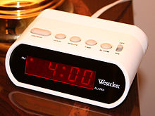 Digital clock - Wikipedia