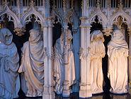 Dijon-Palais-Gisant-Detail