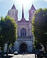 Dijon Cathédrale St. Bénigne Fassade 2.jpg