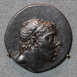 Pharnaces I of Pontus - Tetradrachm of Pharnaces I of Pontus
