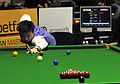 Ding Junhui at Snooker German Masters (DerHexer) 2013-01-30 04.jpg