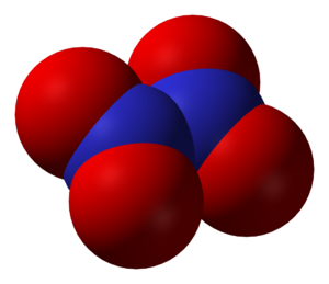 Tetróxido de dinitrógeno