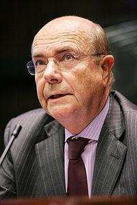 Direktor Ulrik Federspiel , danske Udenrigsministeriet, vid Nordiska radets session i Helsingfors 2008-10-27.jpg